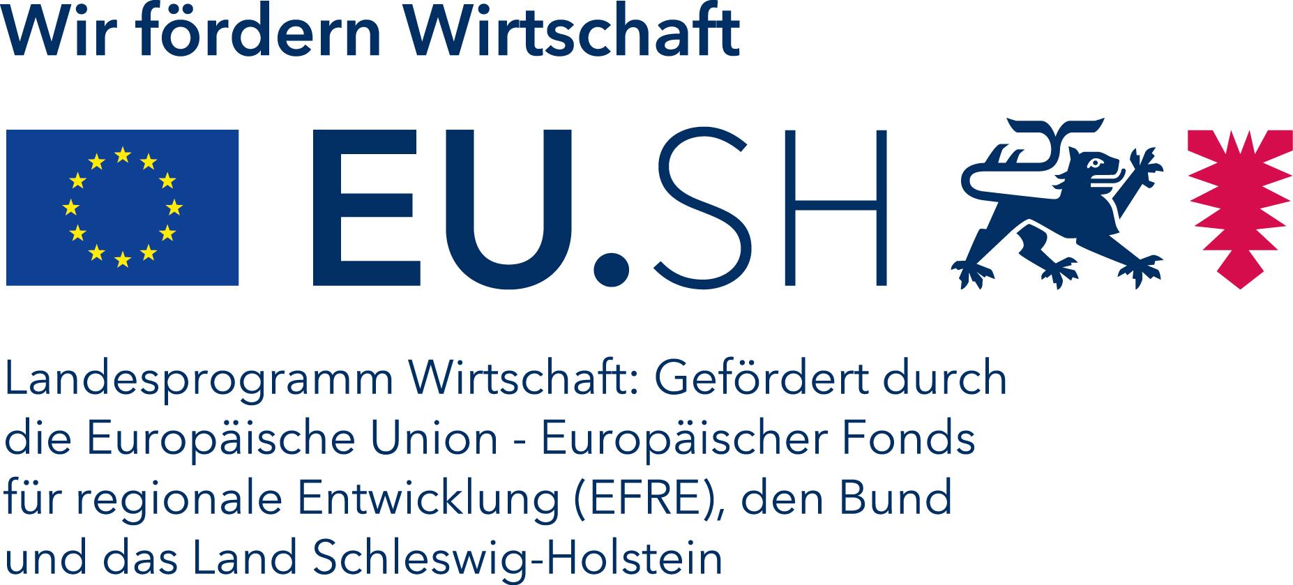 EU.SH. Wir fördern Wirtschaft.