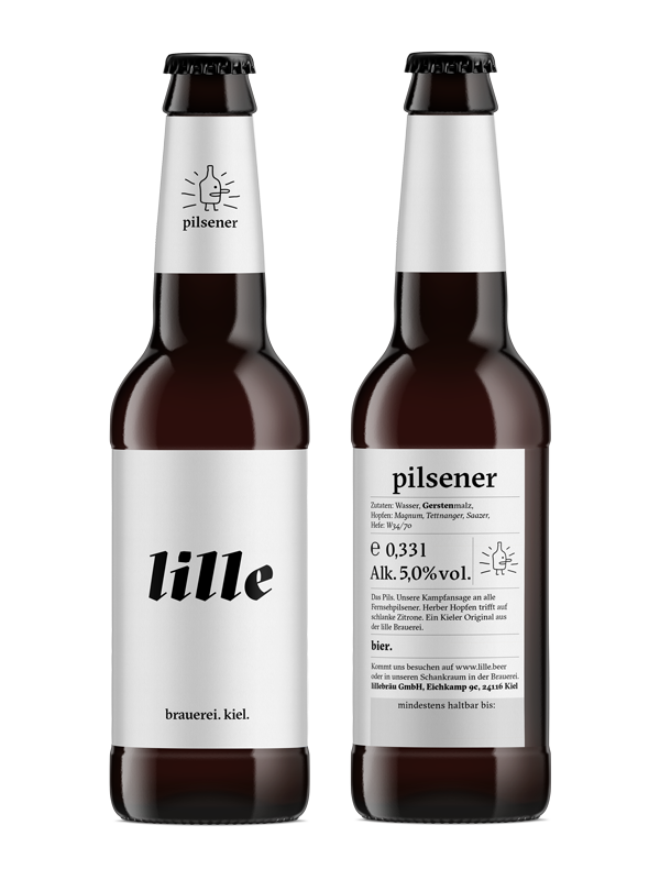 Lille Pils Flasche